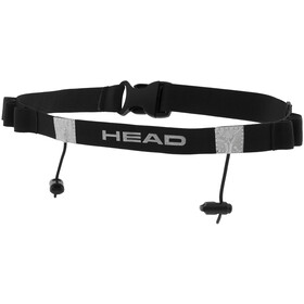 Head Swimrun Cintura da corsa, nero
